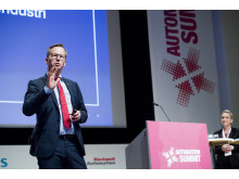 Framtidsspaning på Automation Summit
