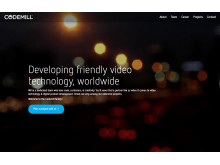 Codemill new website 2016-09-01