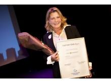 Bilder på Årets Tillväxtföretag: Fraktkompaniet i Mölndal AB