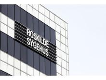 Roskilde sygehus, bygning