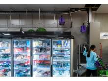 New Retail Hema Fresh Kina