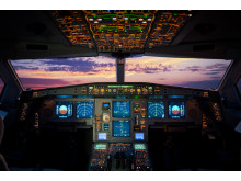 Image - Cobham SATCOM - Cockpit interior