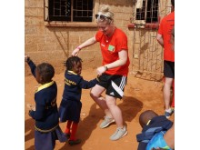 Northumbria celebrates 15 years of Volunteer Zambia