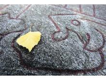 Sigurdsristningen, Sveriges största runristning till ytan