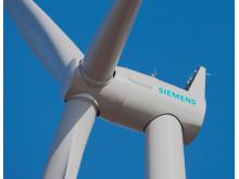 Siemens vindkraftverk SWT-3.2-113