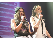 Cupid Kidz vinnare av Studiefrämjandets musiktävling Livekarusellen 2012