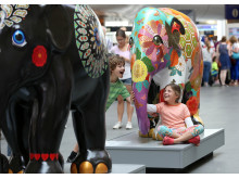 Elephant Parade UK to visit Cardiff