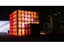 Futuristic traveling pavilions - 3
