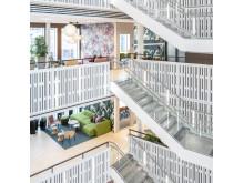 Telenors kontor i Solna