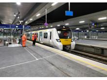 Class 700 on test at London Bridge1
