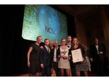 Täby Centrum, vinnare NCSC Awards 2014