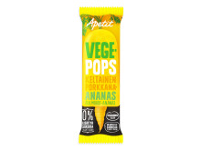 Apetit Vegepops Keltainen porkkana-Ananas