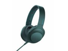 MDR-100 von Sony_Blau-Gruen_01