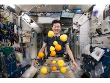 A Beautiful planet - livet i rymden