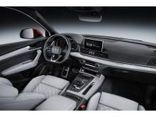 Audi Q5 interiør