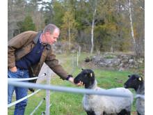 Alingsås kommuns energi- och klimatrådgivare Jonas Dahl