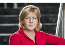 Erika Burlin Hellman, kommunikationschef, eHälsomyndigheten
