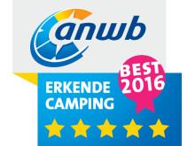 Erkende Camping, Best 2016