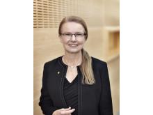 Karin Markides, rektor och vd Chalmers tekniska högskola