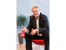 Knut Dyre Haug, pensjonsøkonom i Storebrand