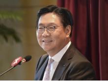 Professor Frederick Ma Si-hang