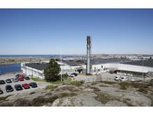 Hagabergsfabriken i Kungshamn
