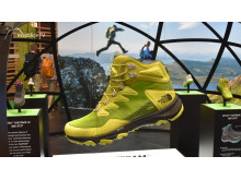 Outdoor 2017 - XXL Schuh  von THE NORTH FACE