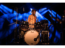 Tony Allen - Tribute to Art Blakey på Kägelbanan, Stockholm Jazz Festival 2017.
