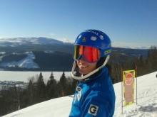 Maria Pietilä Holmner, alpin skidåkare
