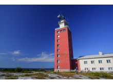 Kylmäpihlaja Lighthouse off the coast of Rauma