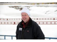 Sven Larsson, tävlingsledare Idre-Särnaloppet