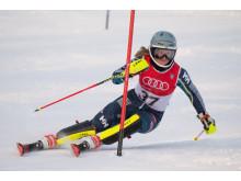 Alpinåkaren Hanna Aronsson Elfman, Kils SLK.