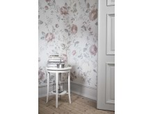 Newbie Wallpaper - Rose Garden Mural