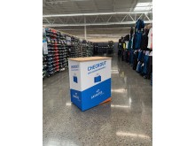 Decathlon Mobile Checkout Station