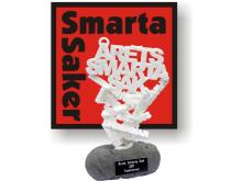 Prispokalen Årets Smarta Sak.