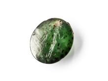 Intaglio - en grön sten