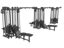Technogym Cable Stations