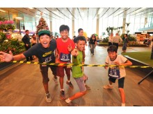 Changi Foundation's donation to The Straits Times Pocket Money Fund 3