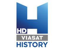 Viasat History HD -kanavalogo