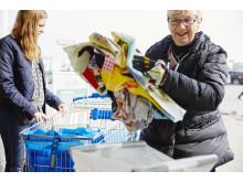 IKEA vill uppmana kunderna till att ge produkterna längre liv