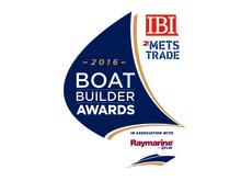Hi-res image - Dometic - IBI/METSTRADE Boat Builder Awards logo