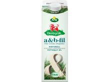 Arla a&b-fil naturell 4 %
