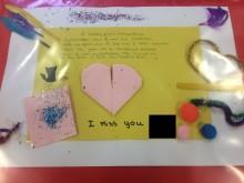 Card from Florina Pastina's pupil 03