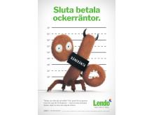 Printannons för Lendo