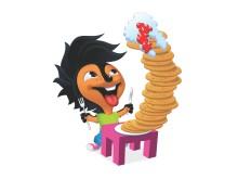 """Scandic lanserar """"Alla glada""""-konceptet för barnfamiljerna"""