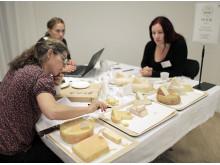 Ostjury för Syrad ost och Mjuk kittost