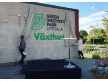 Invigning, Green Innovation Park