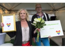 Prisutdelning, Unionens pris till årets HBT-vänligaste arbetsplats