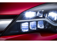 Opel IntelliLux LED på