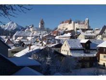 Ramblers Walking Holidays: FUSSEN - A WINTER FAIRYTALE
